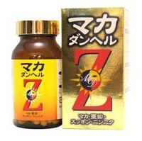 Viên uống tăng cường sinh lực Meiji Maca Z