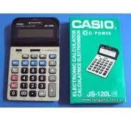 Máy tính Casio JS120L