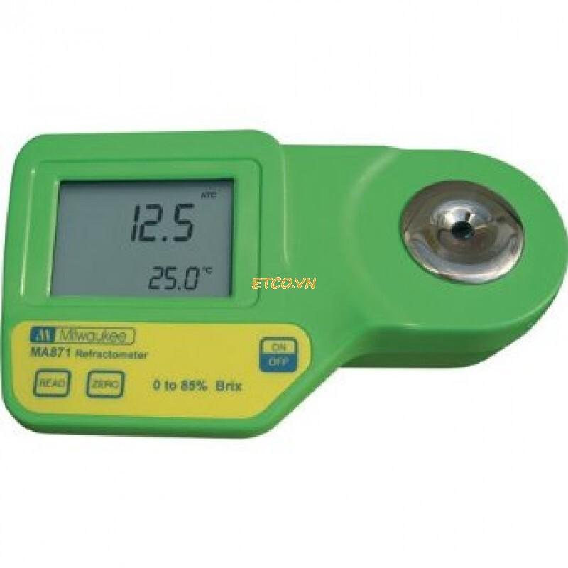 Máy đo độ đường Glucose MILWAUKEE MA873
