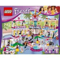 Mô hình Trung tâm thương mại thành phố Lego Friends 41058