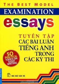Tuyển tập các bài luận tiếng Anh trong các kỳ thi
