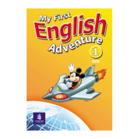 My First English Adventure 1: Value Pack (Student Book With Activity Book)