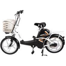 Xe đạp điện Yamaha H3 2015 - Có đồng hồ