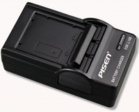 Sạc máy ảnh Pisen for Olympus Li-10B