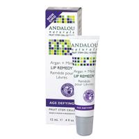 Son dưỡng môi dầu Argan + bạc hà Andalou Naturals 12ml