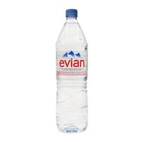 Nước khoáng thiên nhiên Evian chai 1.5L