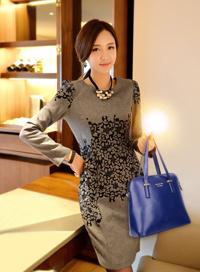 Bộ túi xách thời trang Châu Âu W-010