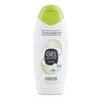 Sữa tắm tinh dầu dừa Evoluderm 400ml