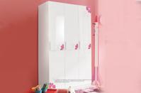 Tủ đựng quần áo trẻ em MOZANO - BJH836Q