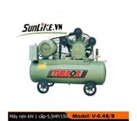 Máy nén khí Turbor V-0,48/8 - 5.5HP