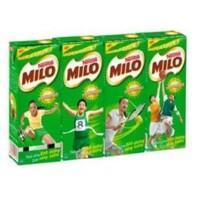 Sữa Tươi Milo 180ml (lốc/4 hộp)