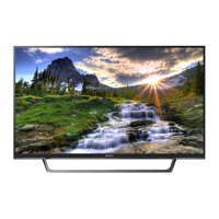 Smart Tivi Sony KDL32W610E (KDL-32W610) - 32 inch, Full HD (1920 x 1080)