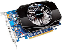 Card đồ họa (VGA Card) Gigabyte GV-N430-2GI - NVIDIA GeForce GT 430, 2 GB, GDDR3, 128-bit, PCI Express 2.0