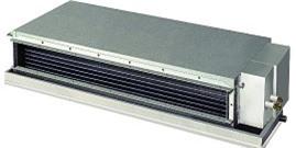 Điều hòa - Máy lạnh Daikin FDYM03FAV1 / RY71LUV1-Y1 - Âm trần, 2 chiều...