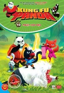 Kung Fu Panda (Tập 10)