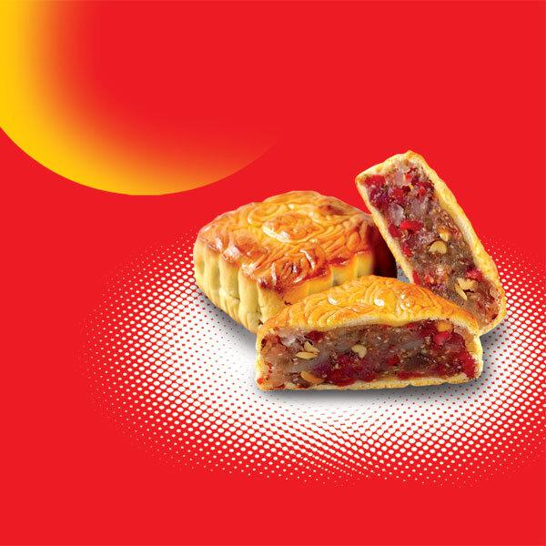 Bánh nướng Hà Nội thập cẩm truyền thống 200g