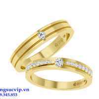 Nhẫn cưới NC001