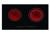 Bếp hồng ngoại Grasso GS8-207 - Công suất tối đa: 1800w + 2200w , Kích thước: 736x416mm