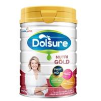 Sữa Bột Dolsure Nutri Gold 900gr