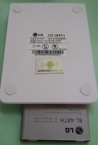 Dock sạc pin LG G Pro-F240