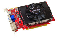 Card đồ họa (VGA Card) Asus EAH4670/DI/1GD3 - AMD Radeon HD 4670, 1GB, 128-bit, GDDR3, PCI Express 2.0