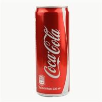 Nước giải khát Coca Cola sleek can 330ml