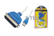 Cáp chuyển USB to PARALLEL (Z-Tek)