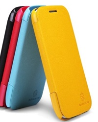Bao da cho điện thoại Nillkin Samsung S7580/S7560/S7562