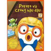 Pororo truyện tranh: Pororo và Crong hậu đậu - Nhiều tác giả