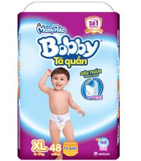 Tã - bỉm quần Bobby XL48