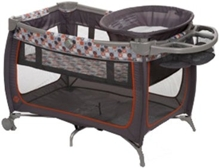 Nôi 3 tầng Safety 1st Prelude Sport Playard, Cosmos Storm SFT PY159AWW...