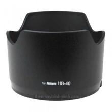 Loa che nắng Hood for Nikon HB-40