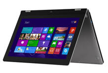 Laptop Lenovo IdeaPad Yoga 13 (5936-6774) - Intel Core i3-3227U 1.9GHz, 4GB RAM, 128GB SSD, Intel HD 4000, 13.3 inch