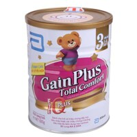 Sữa bột Abbott Similac Gain Total Comfort số 3 - hộp 820g (dành cho trẻ từ 1-3 tuổi)