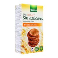 Bánh quy ăn kiêng không đường Doradas al horno Gullon gói 330g