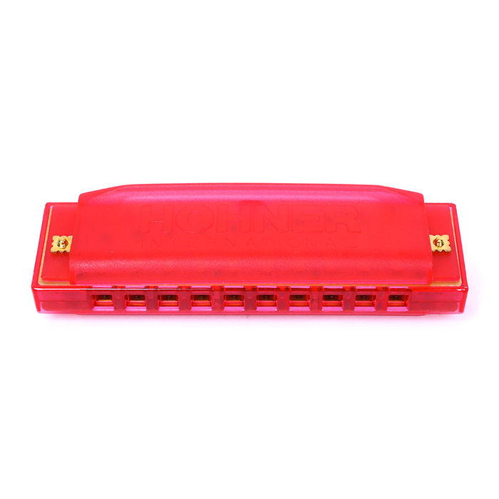 Kèn harmonica Hohner Happy Harp Red M5154 (Key C)
