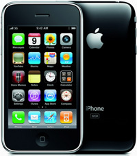 Điện thoại Apple iPhone 3GS - 8GB