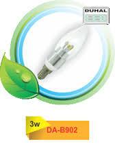 Bóng đèn Led Duhal DA-B902 3W