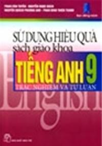 Sử Dụng Hiệu Quả Sách Giáo Khoa Tiếng Anh 9
