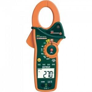 Ampe kìm đo dòng AC IR Extech EX810