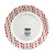 Đĩa thủy tinh Luminarc Sixties J1899 19cm
