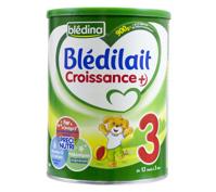 Sữa Bledina Bledilait Croissance số 3 - 900g (1 - 3 tuổi)