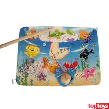 Bảng câu sinh vật biển Toptoys 98109A