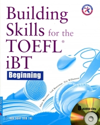 Building Skills For The Toefl IBT Beginning  (Sách + 8CD)