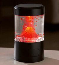 Đèn bàn núi lửa Volcano lamp
