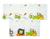 Bộ 5 Áo cài vai tay ngắn trắng Nanio -AD138 - size 8 , 3-4 tuổi
