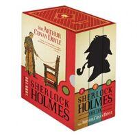 Sherlock Holmes toàn tập (Hộp 3 tập) - Sir Arthur Conan Doyle