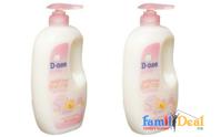 Sữa tắm gia đình chứa sữa D-Nee 800ml