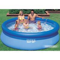 Bể bơi gia đình hình tròn đơn giản 28144