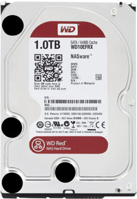 "Ổ cứng HDD Western WD Caviar Red - 1TB/ 7200rpm/ 64MB/ Sata 3/ 3.5"" - WD10EFRX"